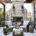 Ultimate Backyard Fireplace Sets The Outdoor Scene 35