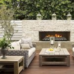 Ultimate Backyard Fireplace Sets The Outdoor Scene 39