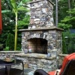 Ultimate Backyard Fireplace Sets The Outdoor Scene 43