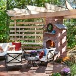 Ultimate Backyard Fireplace Sets The Outdoor Scene 47