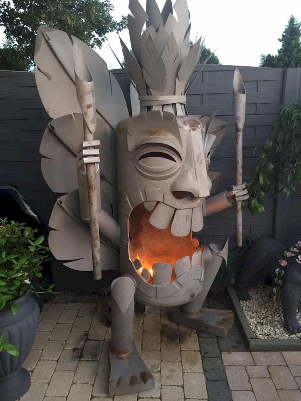 Backyard Fireplace112
