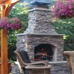 Ultimate Backyard Fireplace Sets The Outdoor Scene 54