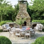 Ultimate Backyard Fireplace Sets The Outdoor Scene 57