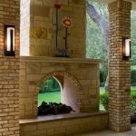 Ultimate Backyard Fireplace Sets The Outdoor Scene 59