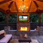 Ultimate Backyard Fireplace Sets The Outdoor Scene 61