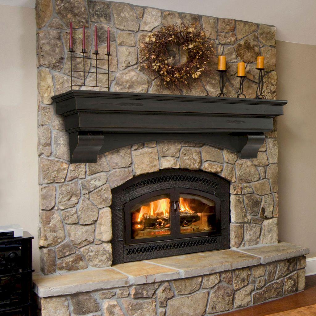 Backyard Fireplace124