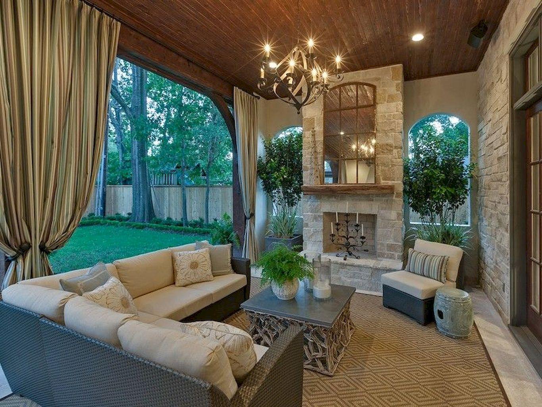 Backyard Fireplace125