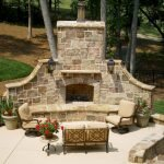 Ultimate Backyard Fireplace Sets The Outdoor Scene 69