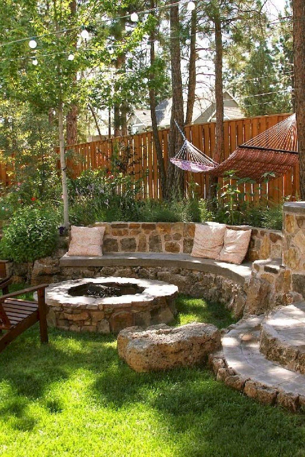 Backyard Fireplace132
