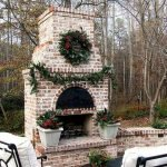 Ultimate Backyard Fireplace Sets The Outdoor Scene 73
