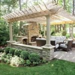 Ultimate Backyard Fireplace Sets The Outdoor Scene 78