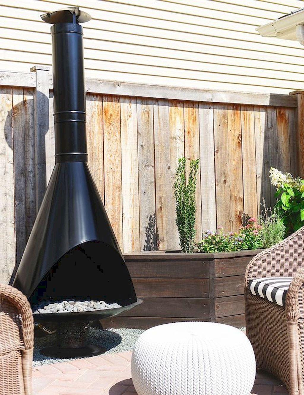 Backyard Fireplace140