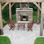 Ultimate Backyard Fireplace Sets The Outdoor Scene 80