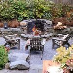 Ultimate Backyard Fireplace Sets The Outdoor Scene 82