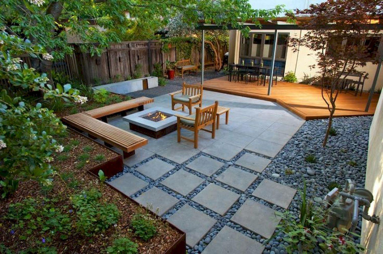 Backyard Fireplace144