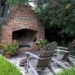Ultimate Backyard Fireplace Sets The Outdoor Scene 84