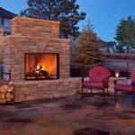 Ultimate Backyard Fireplace Sets The Outdoor Scene 85