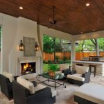 Ultimate Backyard Fireplace Sets The Outdoor Scene 88