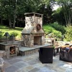 Ultimate Backyard Fireplace Sets The Outdoor Scene 90