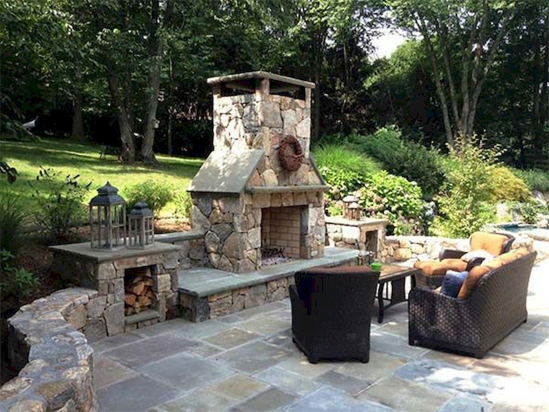 Backyard Fireplace151