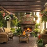 Ultimate Backyard Fireplace Sets The Outdoor Scene 91