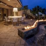 Ultimate Backyard Fireplace Sets The Outdoor Scene 95
