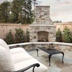 Ultimate Backyard Fireplace Sets The Outdoor Scene 96