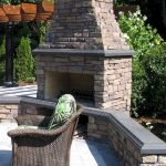 Ultimate Backyard Fireplace Sets The Outdoor Scene 98