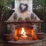 Ultimate Backyard Fireplace Sets The Outdoor Scene 99
