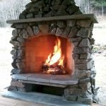 Ultimate Backyard Fireplace Sets The Outdoor Scene 100