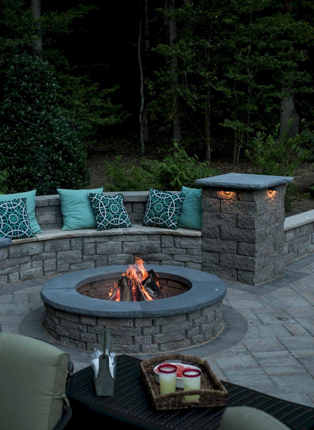 Backyard Fireplace162