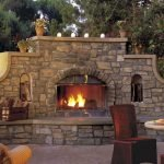 Ultimate Backyard Fireplace Sets The Outdoor Scene 103
