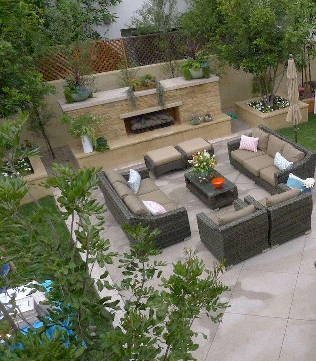 Backyard Fireplace165