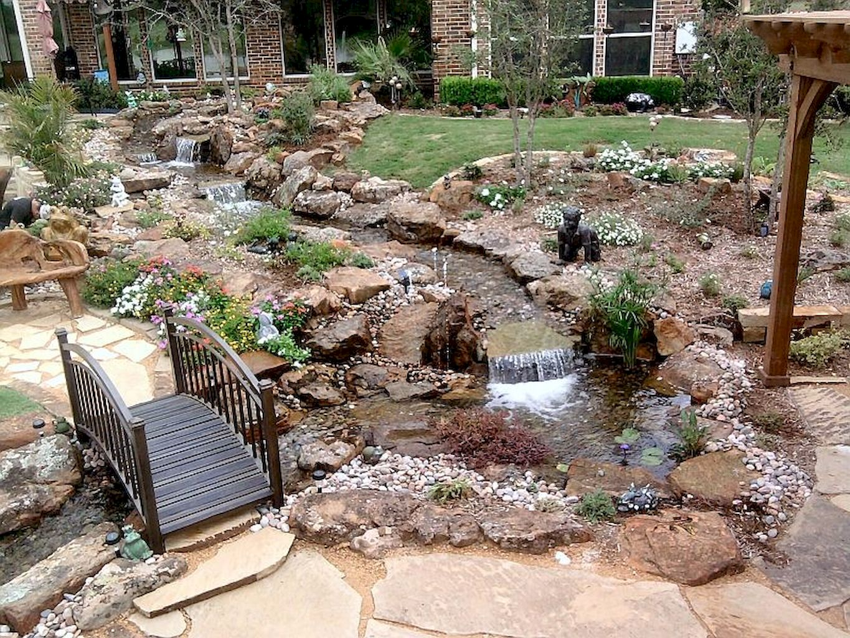 Backyard Pond004