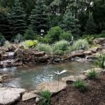 Enjoy the Peace and Serenity with Backyard Pond Decor 10
