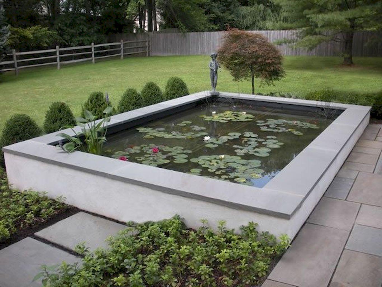 Backyard Pond013