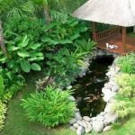 Enjoy the Peace and Serenity with Backyard Pond Decor 14