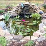 Enjoy the Peace and Serenity with Backyard Pond Decor 18