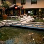 Enjoy the Peace and Serenity with Backyard Pond Decor 19