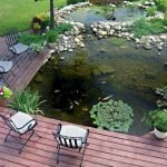 Enjoy the Peace and Serenity with Backyard Pond Decor 20
