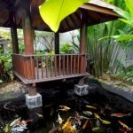 Enjoy the Peace and Serenity with Backyard Pond Decor 24
