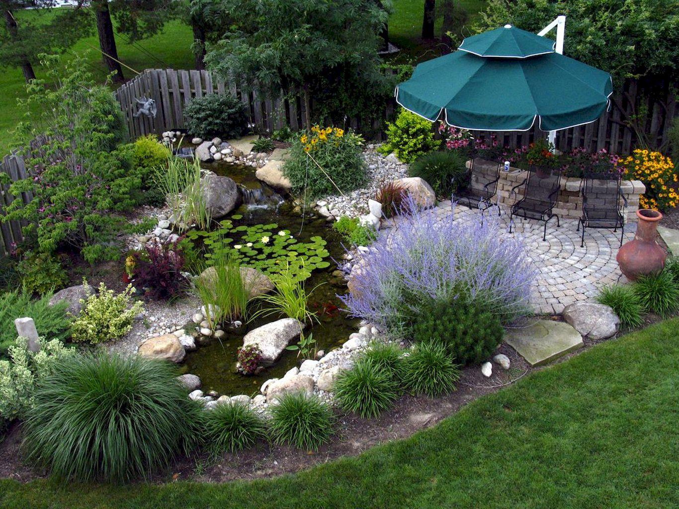 Backyard Pond026