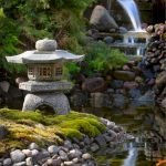 Enjoy the Peace and Serenity with Backyard Pond Decor 28