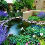 Enjoy the Peace and Serenity with Backyard Pond Decor 29