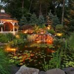 Enjoy the Peace and Serenity with Backyard Pond Decor 30