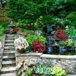 Enjoy the Peace and Serenity with Backyard Pond Decor 39
