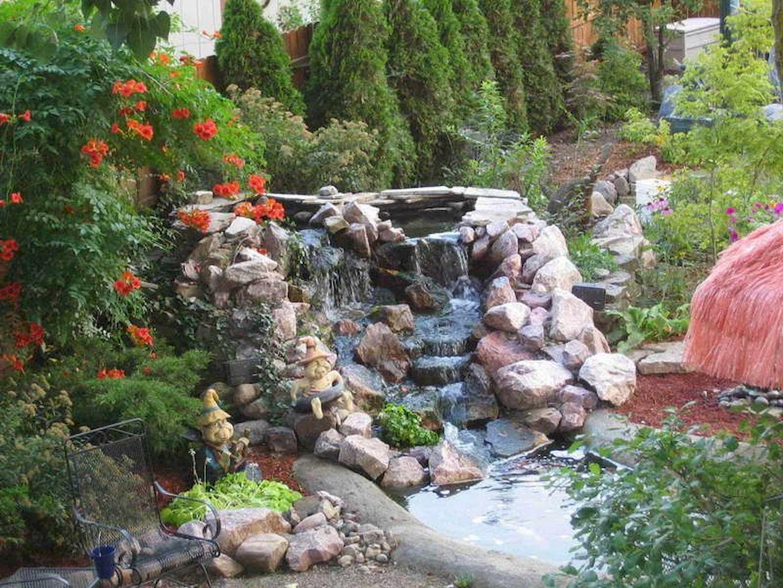 Backyard Pond049