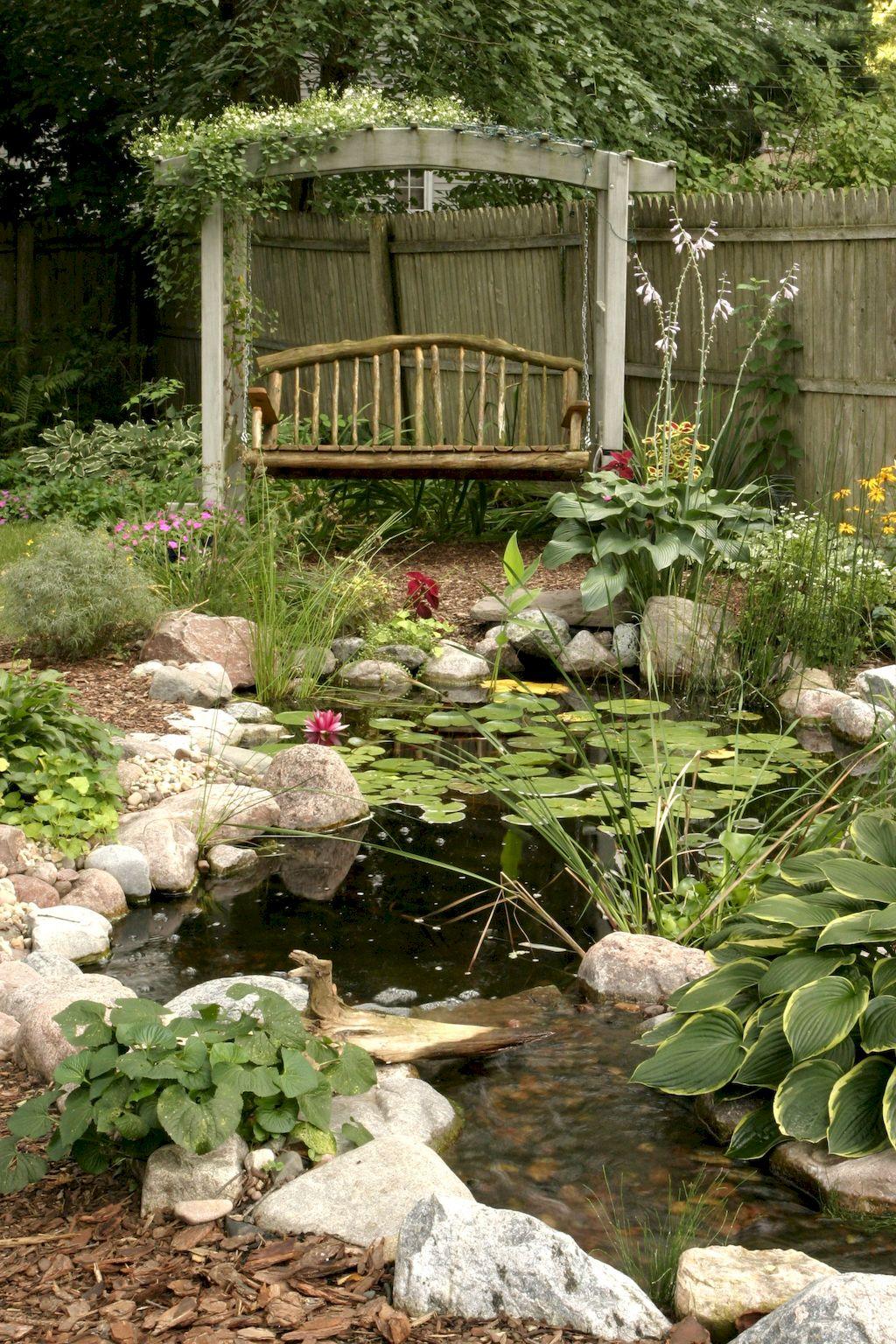 Backyard Pond051