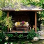 Enjoy the Peace and Serenity with Backyard Pond Decor 56