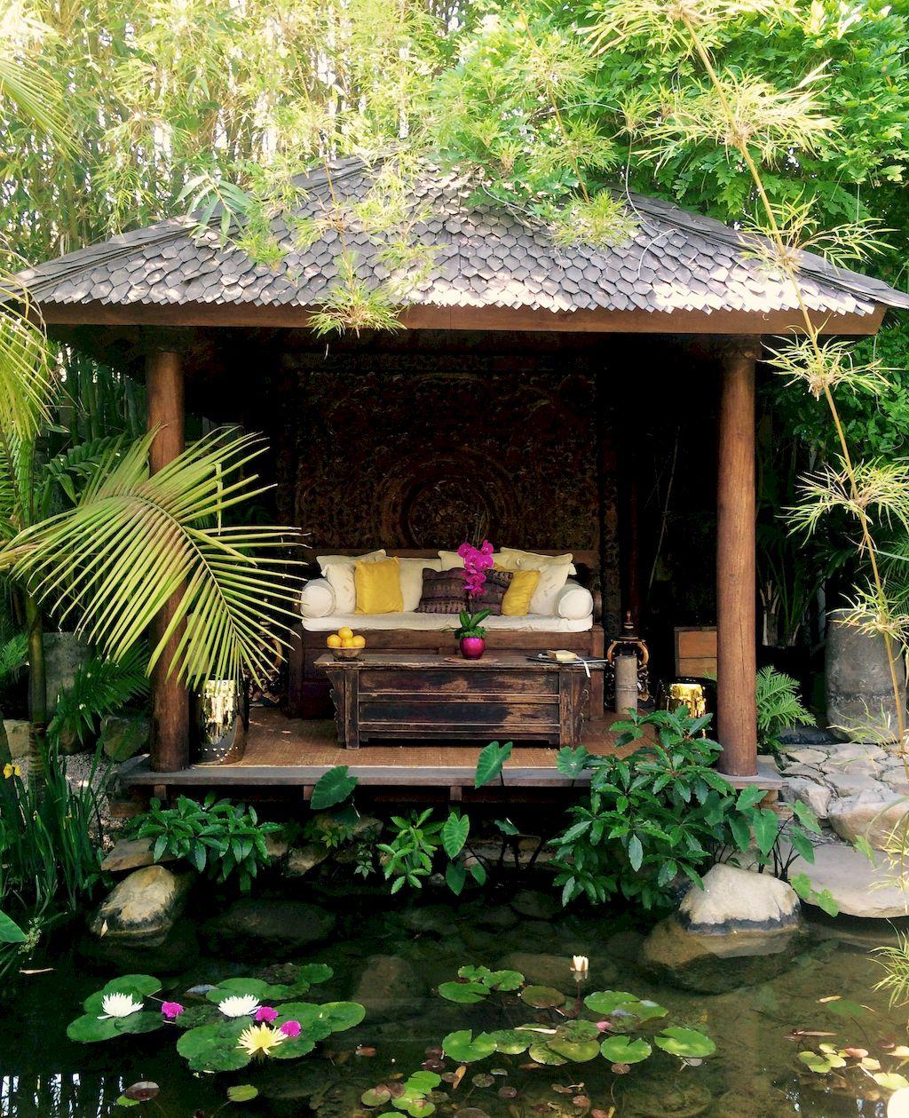 Backyard Pond057